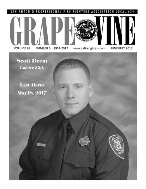 June July 2017 Grapevine