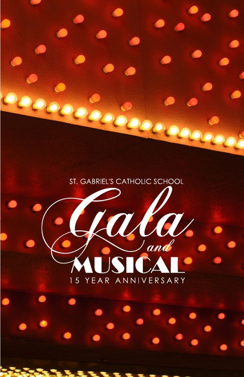 Gala and Musical Sponsorship Benefits