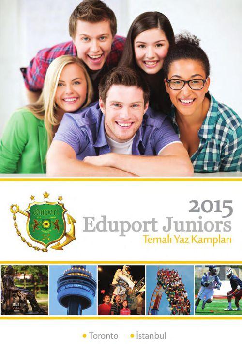 Eduport Juniors Temali Yaz Kamplari 2015 - Toronto, Kanada