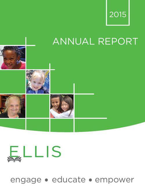 2015 Ellis Annual Report