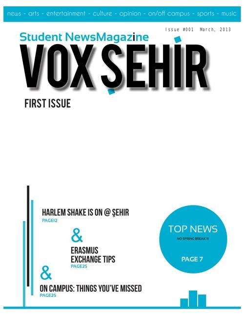 Vox Sehir