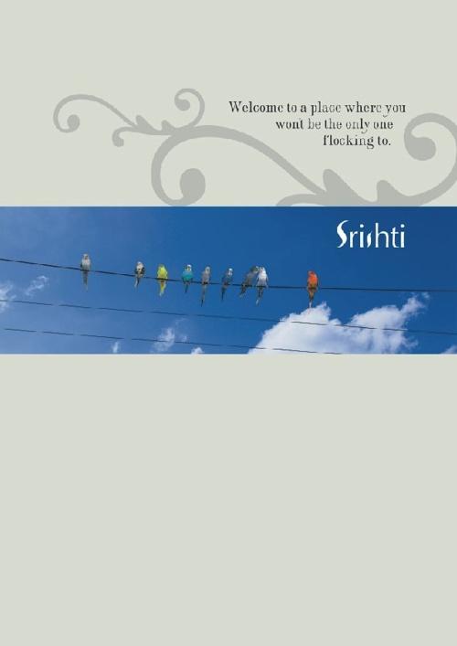 Srishti Brochure