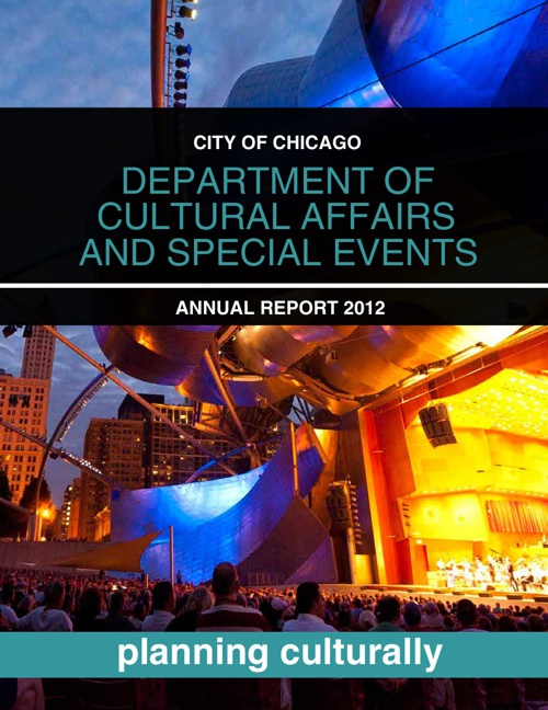 2012 DCASE Annual Report