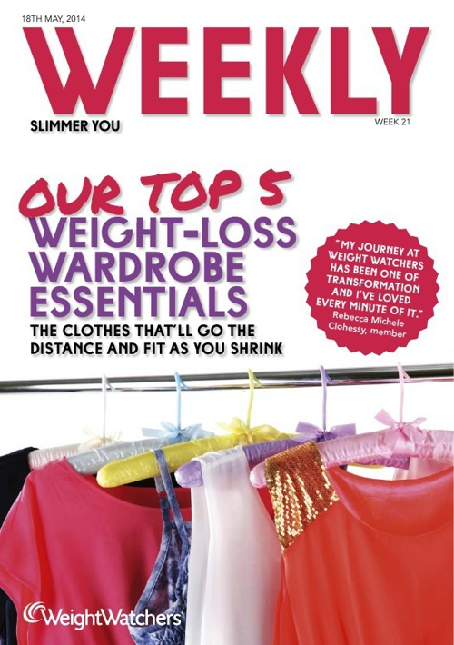 Weight Watchers Weekly Issue 21