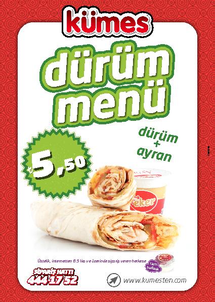 Copy of Kümes Broşür