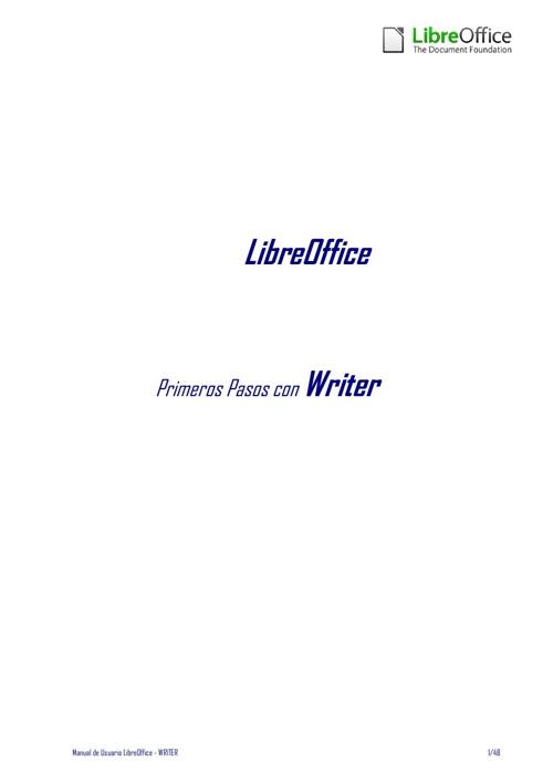 Manual de Writer