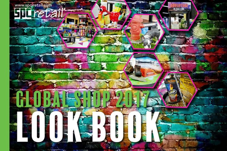 Global Shop 2017 Look Book