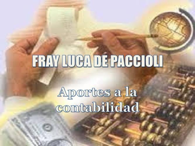 FRAY LUCA DE PACCIOLI