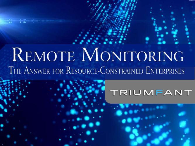 Triumfant: Remote Monitoring