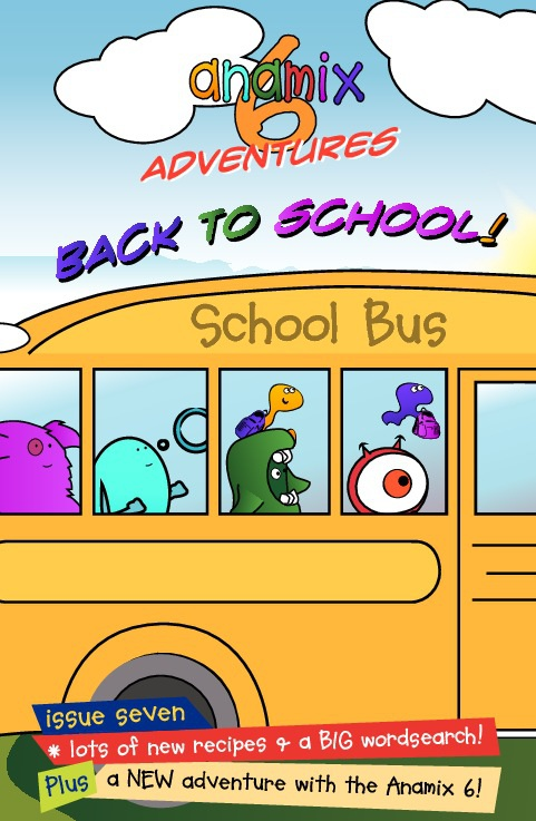 Anamix 6 - Back to School