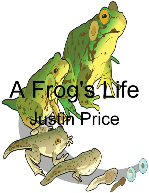 Frog Book J Price