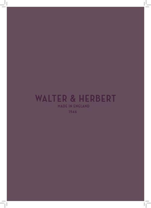 Walter & Herbert Brand Book