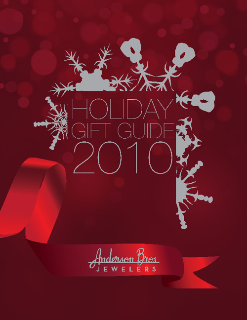 Anderson Bros. Jewelers 2010 Holiday Gift Guide