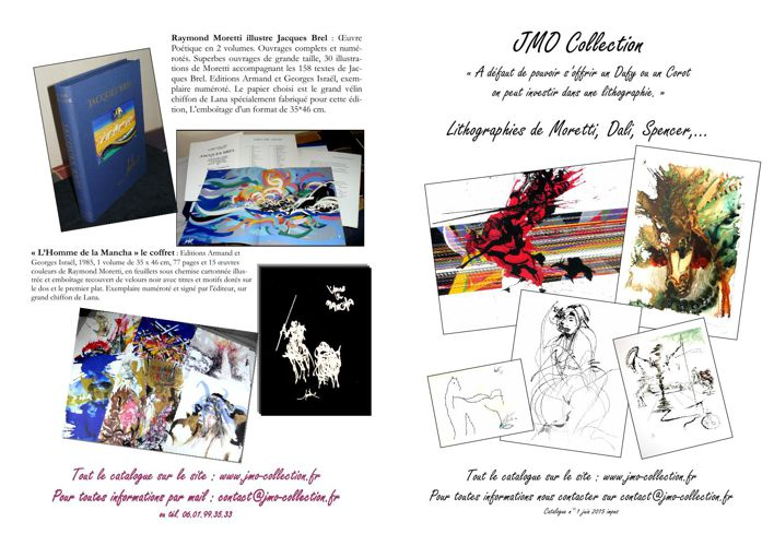Catalogue JMO-Collection Complet