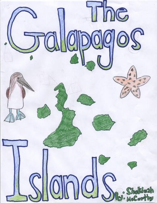 Shekinah McCarthy Galapagos Islands eBook