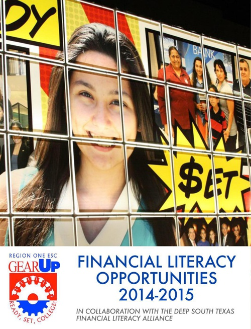 Financial Literacy Marketing Brochure