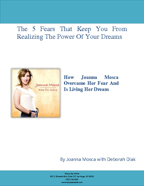 Top 5 Fears That Keep You From Realizing the Power of Your Dream