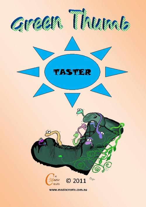 Green Thumb Taster
