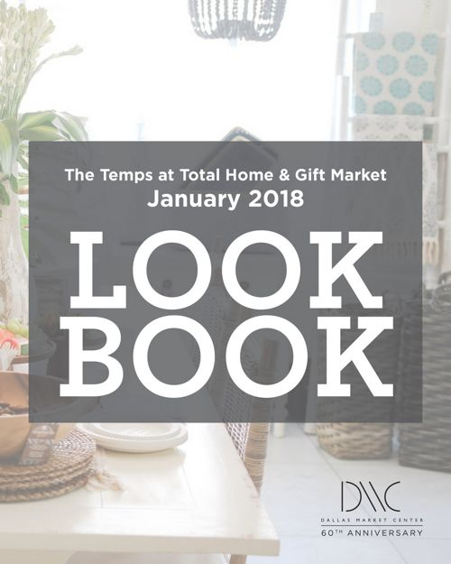 The Temps at Total Home and Gift Market: January 2018