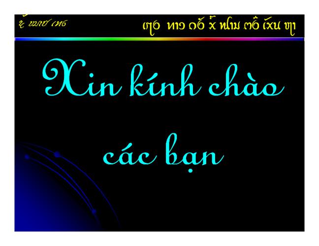huong dan su dung font chun thai
