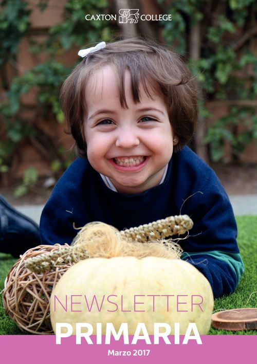 Newsletter Primary Marzo Español