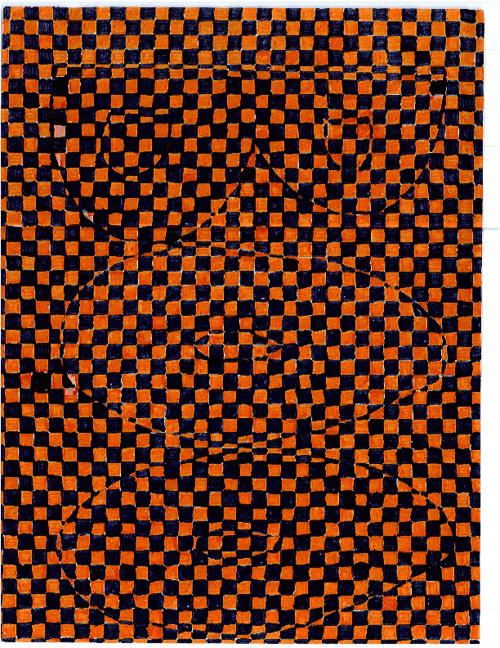 Reverse Pattern Art