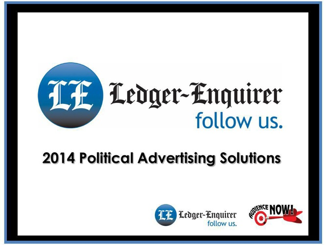 (Rates)Political Advertising Solutions, Columbus Ledger-Enquirer