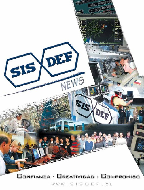 SISDEF News Enero 2012
