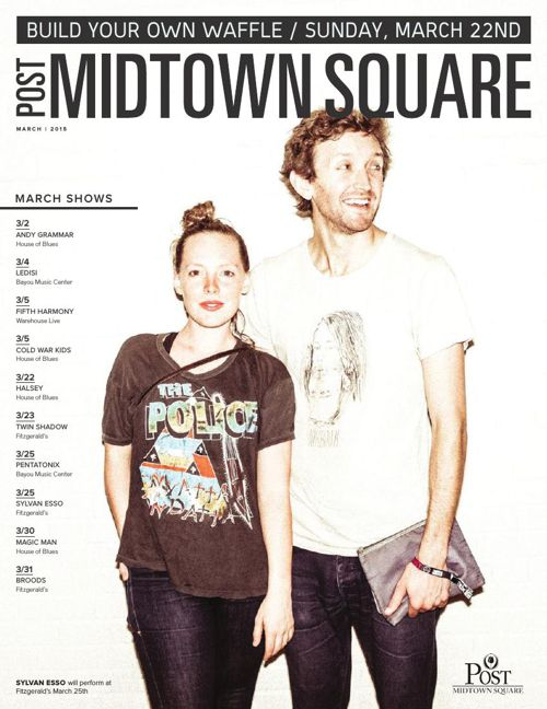 March 2015 Post Midtown Square Newsletter