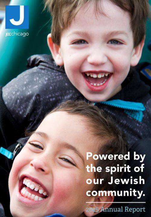 JCC Chicago Annual Report 2015
