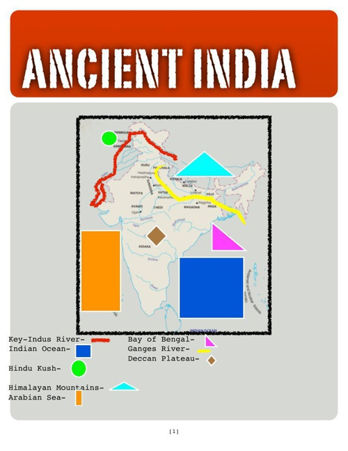 Soc. St. Ancient India Magazine- Alex G