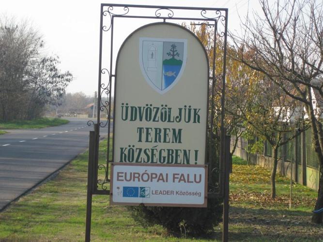 Terem község - általános bemutató - fotogalériája