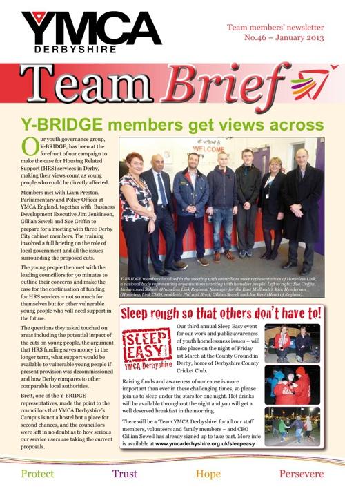 Team Brief - January 2013