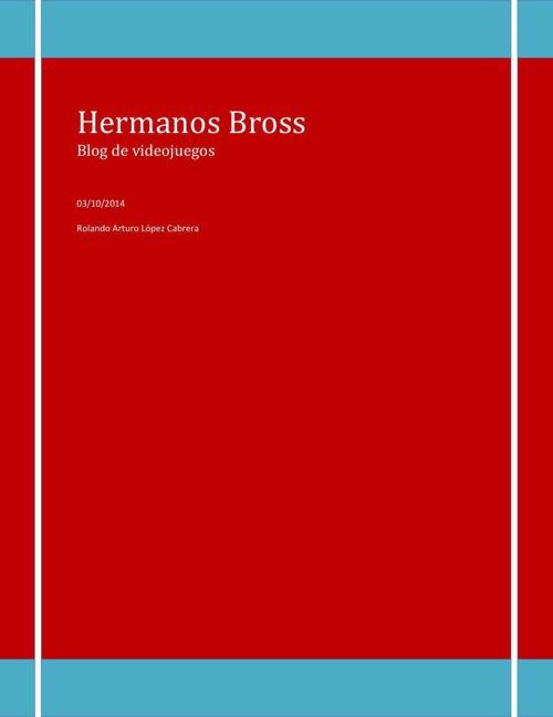 Hermanos Bross