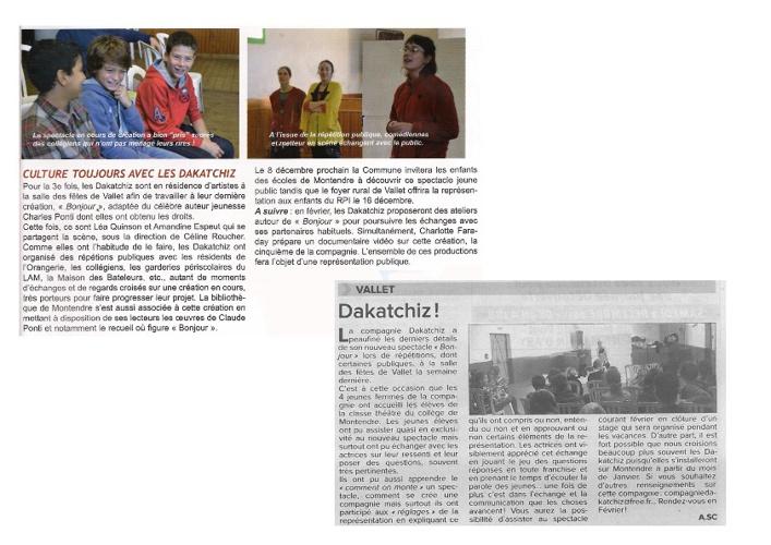 Presse Dakatchiz