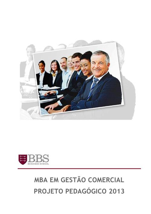 BBS MBA Gestao Comercial