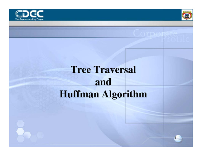 Tree_Traversal_and_Huffman_Algorithm_