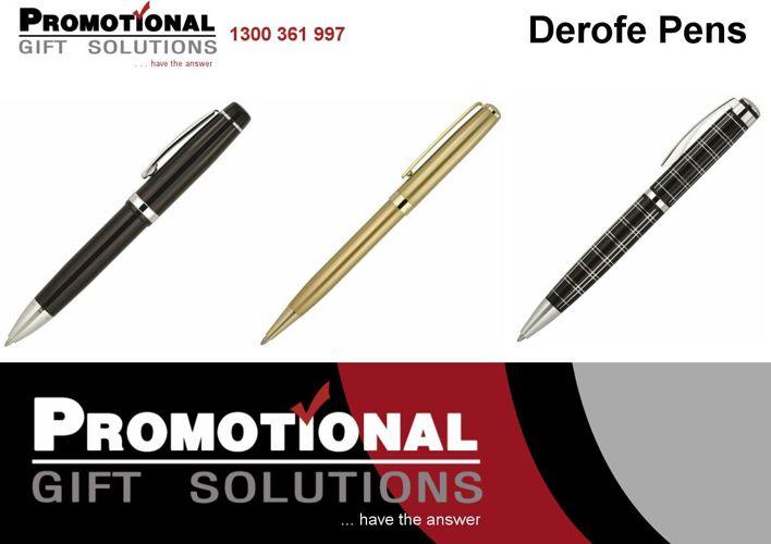 Derofe Pens