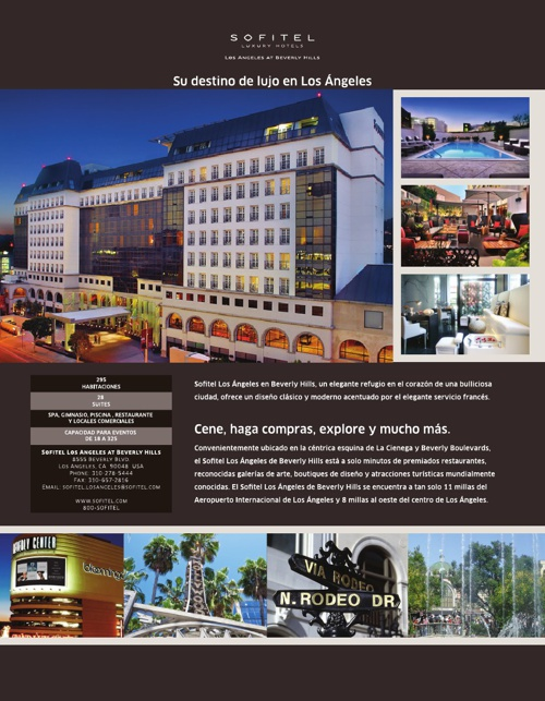 Sofitel Los Angeles at Beverly Hills (Spanish)