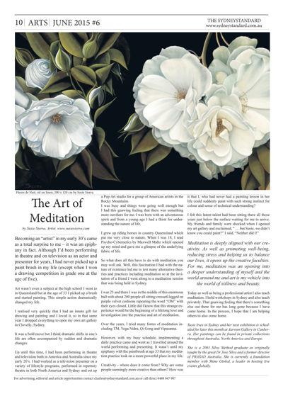 Sydney Standard June Print Edition
