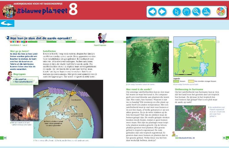 De blauwe planeet hoofdstuk 7 groep 8