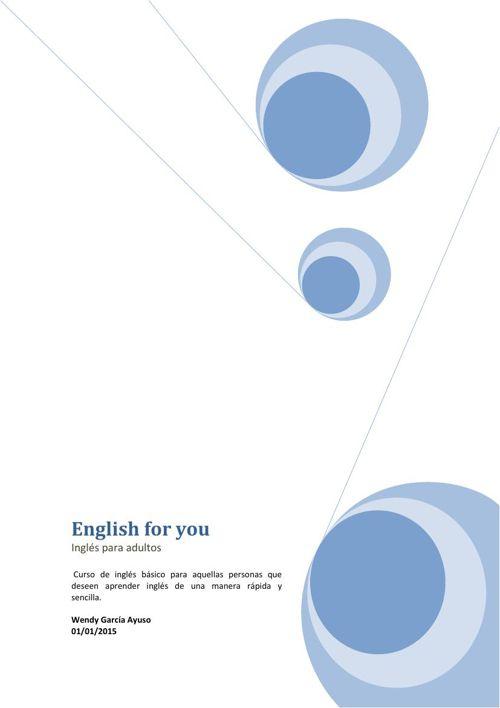 Inglés para adultos1