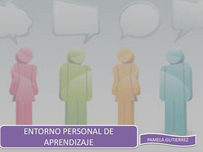 ENTORNO PERSONAL DE APRENDISAJE