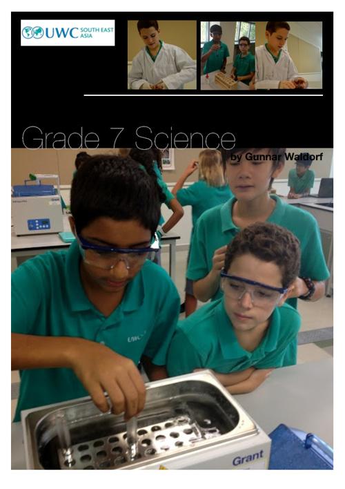 Gunnar Waldorf 7PGu Science