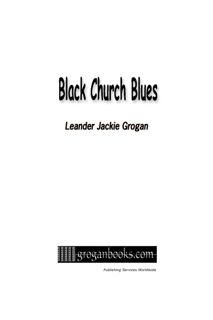 Black Church Blues Preview