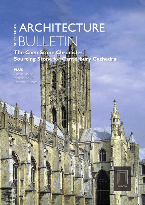 Architecture Bulletin September 2013
