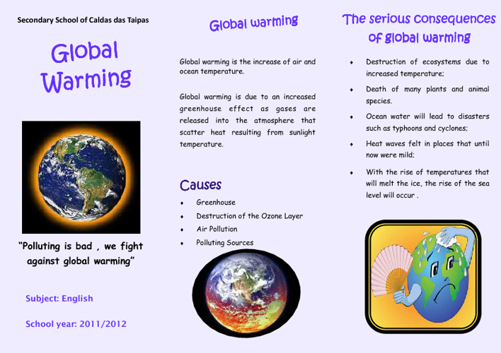 Environmental Problems - Causes, Effects, Consequences (Part B)