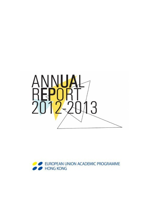 EUAP Annual Report/Newsletter 2012-2013 (showing only 16 pages)