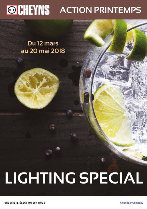 Lighting Special FR flip