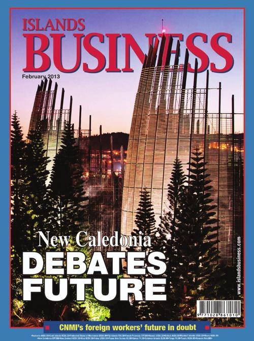 Islands Business February 2013